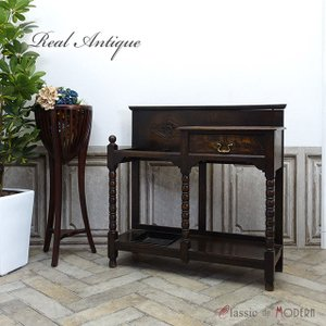 アンティーク ステッキスタンド アンティーク家具 傘立て 玄関 エントランス オーク 1920年代 ヴィンテージ レトロ イギリス 英国 antique53715|classic-de-modern