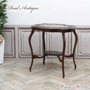 アンティーク サイドテーブル アンティーク家具 ウィンドウテーブル マホガニー 1910年代 ヴィンテージ レトロ ビンテージ イギリス 英国 antique56623|classic-de-modern