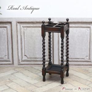 アンティーク ステッキスタンド アンティーク家具 傘立て 玄関 エントランス オーク 1920年代 ヴィンテージ レトロ イギリス 英国 antique56769|classic-de-modern