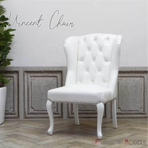 ハイバック チェア チェスターフィールド 1人掛け カフェ オフィス ダイニング 食卓 椅子 ワンルーム 英国 アンティーク ヴィンテージ レトロ 9013-18p65b classic-de-modern
