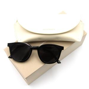 GENTLE MONSTER ジェントルモンスター サングラス Key West-01 ボスリントン 01/ブラック メガネ 眼鏡  中古 18000372|classic