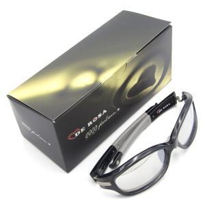 999.9 feelsun DE ROSA EDITION フォーナインズ サングラス F-01SP デローザ コラボ  87/クリスタルダークスモーク メガネ 眼鏡  中古 18000420|classic