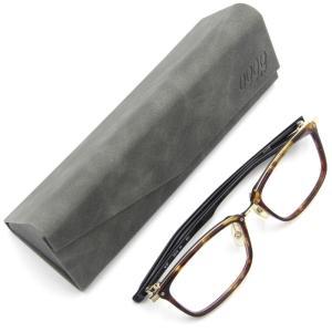 未使用 999.9 フォーナインズ メガネフレーム M-107 スクエア ウェリントン ワッパ ミックス 6571/アンバーデミ メガネ 眼鏡  中古 18000435|classic