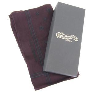 未使用 GLADHAND グラッドハンド ストール GH-BANDANA STOLE バンダナ ブラウン 茶 F メンズ 小物  中古 18000500|classic