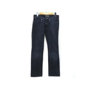 Acne Jeans アクネジーンズ デニムパンツ 黒 ネイ...
