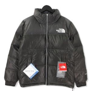 未使用 THE NORTH FACE ノースフェイス GTX Nuptse Jacket ヌプシジャケット ND91930R  ブラック 黒 L タグ付き メンズ  中古 20012479|classic