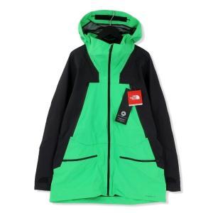 未使用 THE NORTH FACE ノースフェイス FL Purist Jacket ピューリストジャケット NS51910  CW/緑 黒 USA:L タグ付き メンズ  中古 20012480|classic