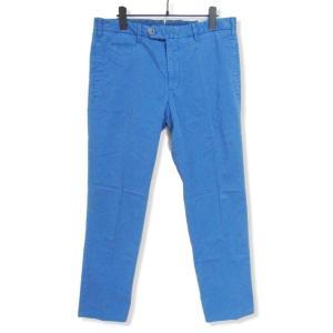 GTA ジーティーアー スラックス TWISTED チノ ワークパンツ ブルー 青 48 メンズ  中古 27002694|classic
