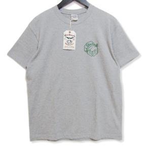 未使用 CALEE キャリー 半袖Tシャツ CL-19SS089 CAT T-SHIRT グレー L タグ付き メンズ  中古 27003189|classic