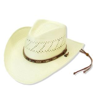 良品 STETSON ステットソン ウエスタンハット RODEO DR COLLECTION メキシコ製 ナチュラル L 帽子 メンズ  中古 28002357|classic