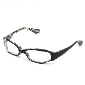 FACTORY900 ファクトリー900 サングラス FA-092 ばね丁番 生産終了 完売カラー 97/BLACK MARBLE/黒マーブル メガネ 眼鏡  中古 50009450 classic