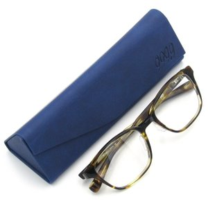 美品 999.9 フォーナインズ メガネフレーム NP-100 ウェリントン ネオプラスチック 600/イエローササ メガネ 眼鏡 サングラス  中古 50009612|classic