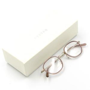 未使用 EYEVAN アイバン メガネフレーム Escenas アイヴァン ヘキサゴン ワッパ セル巻き WG メガネ 眼鏡 サングラス  中古 50009688|classic
