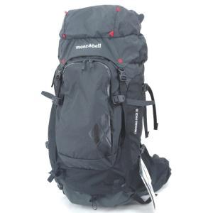 未使用 mont-bell モンベル Trekking Pack 55 1133240 トレッキング...