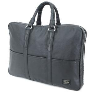 PORTER ポーター ブリーフケース FREE STYLE 707-08210 フリースタイル ビジネスバッグ ブラック 黒  バッグ 鞄  中古 90000228|classic