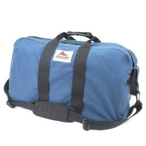 GREGORY グレゴリー ダッフルバッグ 60/40PACK(SIERRA DESIGNS) 2WAY ショルダーバッグ ネイビー 紺  バッグ 鞄  中古 90000339|classic