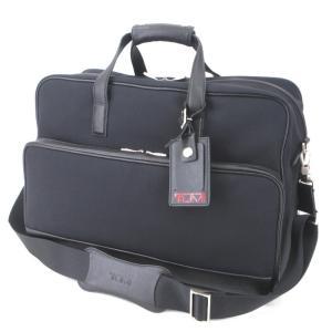 TUMI トゥミ ボストンバッグ 2WAY 4380D3 ショルダーバッグ ブラック 黒  バッグ 鞄  中古 90000378|classic