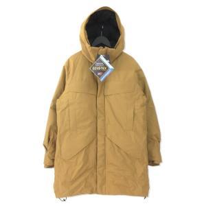 未使用 GOLDWIN ゴールドウィン Hooded Spur Down Coat GL09301P 光電子 ゴアテックス シュプールダウン CO コヨーテ L メンズ  中古 92000478|classic