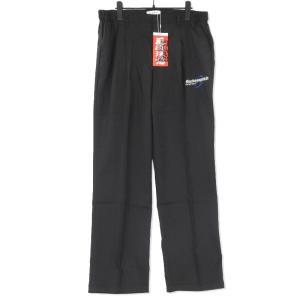 BLACK EYE PATCH ブラックアイパッチ スラックスパンツ 50821402 SOLUTIONS SLACKS PANTS 無地 刺繍 ブラック 黒 XL メンズ  中古 92000572|classic