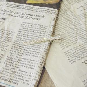 ヘアクリップラインストーン付き シルバー バレッタ レディース 髪留め 髪飾り ヘアアクセサリー プレゼント 贈り物 まとめ髪 シンプル 大人 仕事 小さめ 小振り|classica