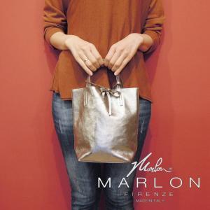 MARLON/マルロン 2WAYメタリックミニトートバッグ レディース ゴールド ショルダーバッグ 通販 かばん ブランド おしゃれ 小さめ 人気|classica