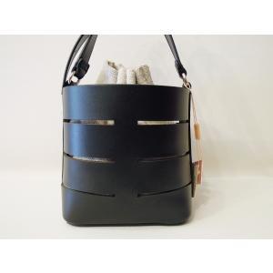 フランス 巾着型2WAYショルダーミニバッグ レディース 黒 ブラック ポシェット 小さめ 通販 おしゃれ 合皮 かばん 鞄 大人 きれいめ|classica|04