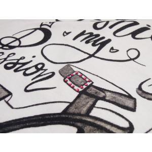 イタリア製 ロゴプリント半袖Tシャツ レディース 白 白Tシャツ ホワイト 30代 40代 春夏 9号 カットソー おしゃれ 通販 Susy Mix|classica|07