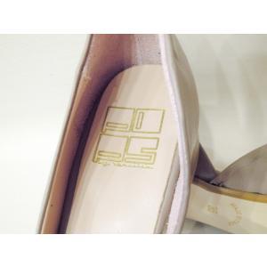 POPSポップス/イタリア製 セパレートパンプス 靴 レディース 23.5cm 24cm 24.5cm 25cm 36 37 38 レザー 本革 ライラックグレー ローヒール|classica|08