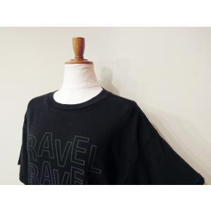 メキシコ製 M//C ロゴTシャツ レディース 半袖 カットソー 黒 ブラック ロゴT 9号 M ロックT フェス イベント 大人 通販 文字|classica|05