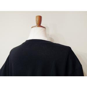 メキシコ製 M//C ロゴTシャツ レディース 半袖 カットソー 黒 ブラック ロゴT 9号 M ロックT フェス イベント 大人 通販 文字|classica|06