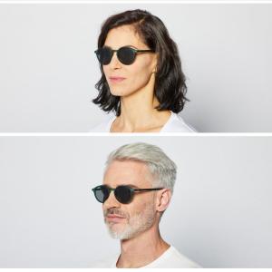 IZIPIZI イジピジ サングラス #D Sunglasses グリーン 緑 メンズ レディース 通販 人気 男性 女性 ボストン ブランド 海外 正規品 フェス|classica|02