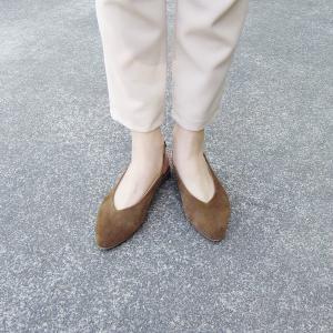 Lince バックストラップミュールサンダル レディース 37 23.5cm カーキ パンプス 靴 春 夏 スペイン製 通販 おしゃれ スエード|classica