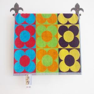 JMAジェイエムエー/ポルトガル製フェイスタオル フロリス ブランド 40×75 花柄 ロング ハンドタオル スポーツ 綿100%|classica