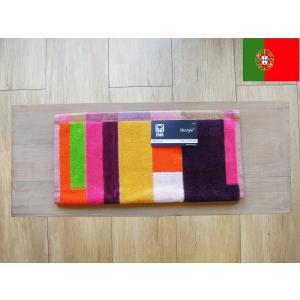 JMAジェイエムエー/ポルトガル製ウォッシュタオル モザイコ ブランド 30×30 ハンドタオル ミニタオル ハンカチ 綿100%|classica