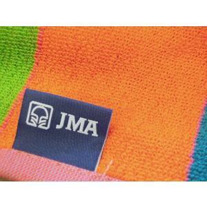 JMAジェイエムエー/ポルトガル製フェイスタオル モザイコ 40×75 ロングハンドタオル スポーツタオル 綿100%  幾何学柄|classica|04