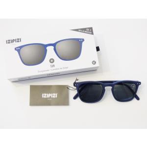 フランス IZIPIZI サングラス メンズ レディース 兼用 ウエリントン イジピジ 紫外線 おしゃれ 眼鏡 男性 女性 #E SUN-Sunglasses Navy Blue|classica|03