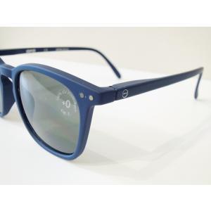 フランス IZIPIZI サングラス メンズ レディース 兼用 ウエリントン イジピジ 紫外線 おしゃれ 眼鏡 男性 女性 #E SUN-Sunglasses Navy Blue|classica|06