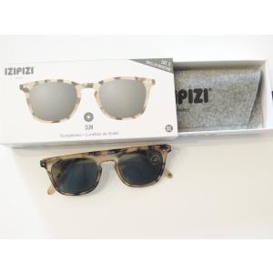 イジピジ/IZIPIZI サングラス べっ甲 ウエリントン メンズ レディース 兼用 人気 おしゃれ 紫外線 眼鏡 #E SUN-Sunglasses Light Tortoise|classica|06