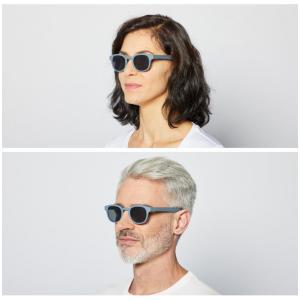 イジピジ/IZIPIZI サングラス レディース メンズ ボスリントン ボストン グレー 人気 男性 女性 紫外線 眼鏡 #C SUN-Sunglasses Grey|classica|02