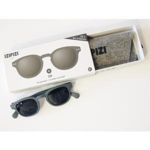 イジピジ/IZIPIZI サングラス レディース メンズ ボスリントン ボストン グレー 人気 男性 女性 紫外線 眼鏡 #C SUN-Sunglasses Grey|classica|07