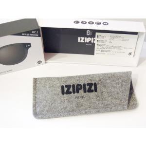 イジピジ/IZIPIZI サングラス レディース メンズ ボスリントン ボストン グレー 人気 男性 女性 紫外線 眼鏡 #C SUN-Sunglasses Grey|classica|08