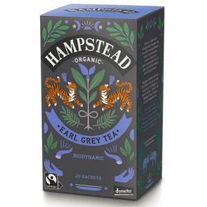 HAMPSTED ハムプステッド オーガニック ハーブティー アールグレイ ティーバッグ 2g X 20P|classicalcoffee