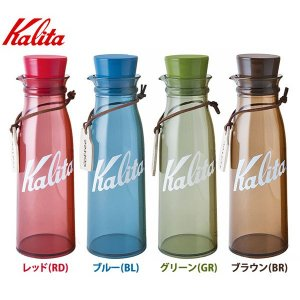 カリタ Kalitaコーヒーストレージボトル 全4色 #44237|classicalcoffee