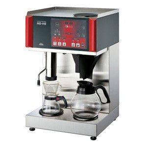 送料無料 カリタ Kalita 業務用 コーヒーマシン HG-115 2色 #62075 #62101 コーヒーブルーワー Coffee Brewer|classicalcoffee
