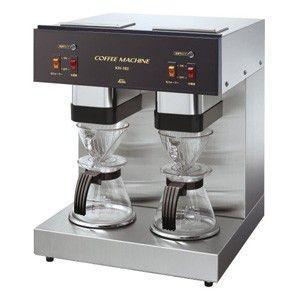 送料無料 カリタ Kalita 業務用 コーヒーマシン KW-102 コーヒーブルーワー Coffee Brewer|classicalcoffee