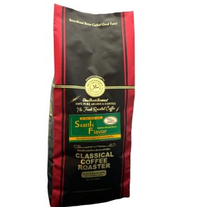 コーヒー 珈琲 コーヒー豆 シアトルフレイバー ブレンド コーヒー 500G 1.1lb 豆 or 挽|classicalcoffee