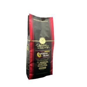 コーヒー 珈琲 コーヒー豆 ヨーロピアン ブレンド コーヒー 500g 1.1lb 豆 or 挽|classicalcoffee