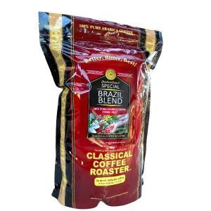 コーヒー 珈琲 コーヒー豆  スペシャル ブラジル ブレンド コーヒー豆 1kg 2.2lb 中粗挽|classicalcoffee