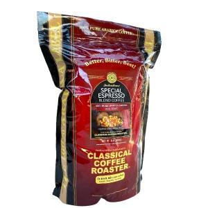 コーヒー 珈琲 コーヒー豆 スペシャル エスプレッソ ブレンド コーヒー 1kg 2.2lb 中粗挽 classicalcoffee
