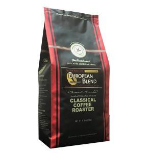 コーヒー 珈琲 コーヒー豆 ヨーロピアンブレンド コーヒー 250g 8,8oz 豆 or 挽|classicalcoffee